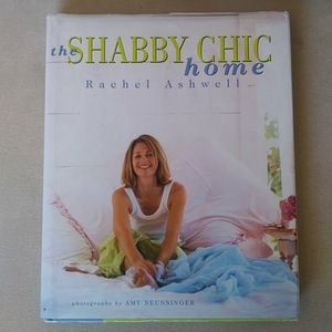 Other - Shabby Chic Home hardcover book by Rachel Ashwell